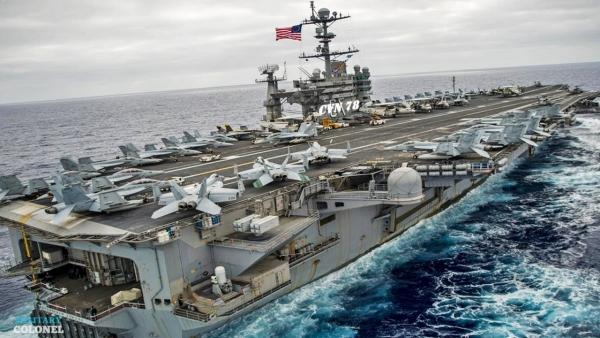 «Длинная рука» ВМФ США: бутафория как она есть