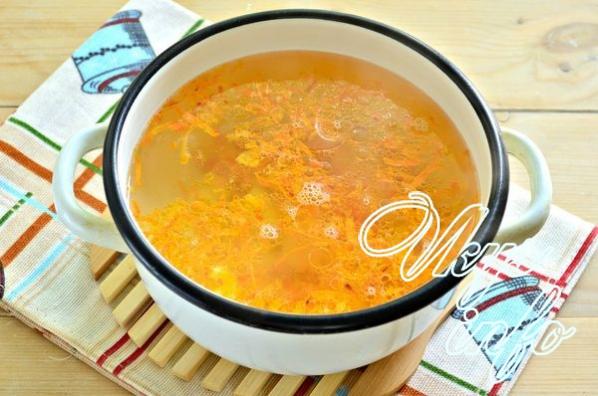 Суп из тушенки и картошки рецепты
