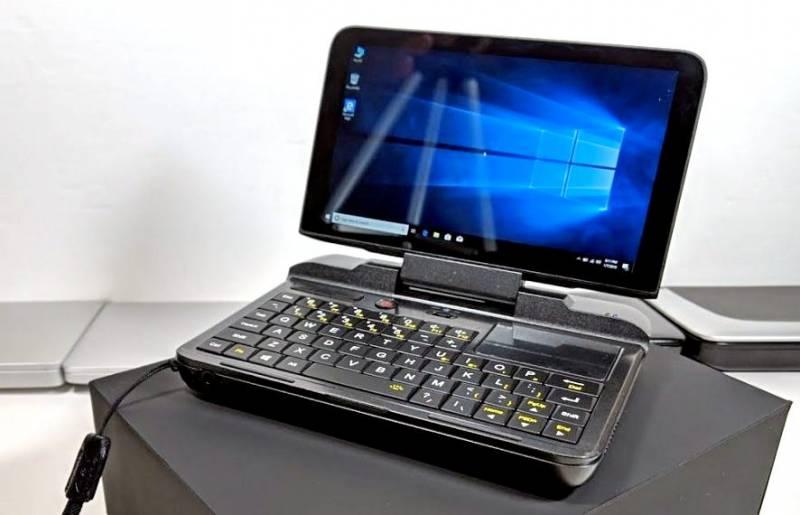 Представлен «карманный» ноутбук на Windows за 299$