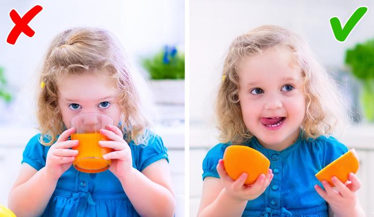 9 вредных продуктов, которые мы часто по незнанию даем детям