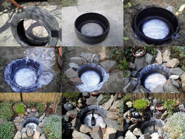 9 шагов к своему водоему дача, дачный участок, идеи для дачи, своими руками, сделай сам
