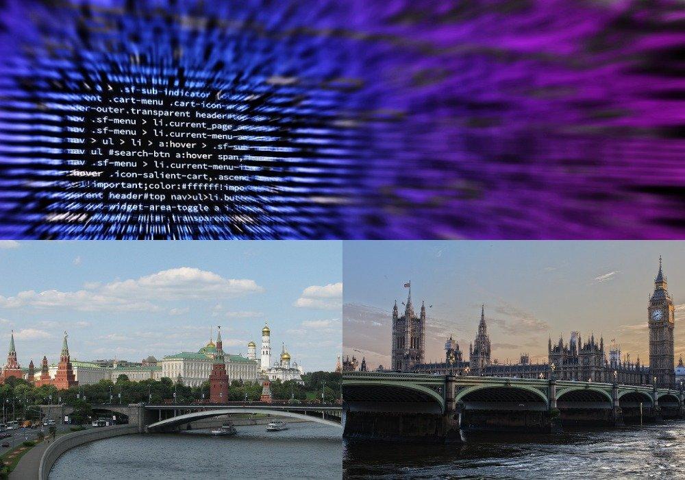 Посольство РФ потребовало от Великобритании фактов по обвинению в кибератаках