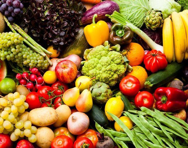 Правила хранения овощей и фруктов
