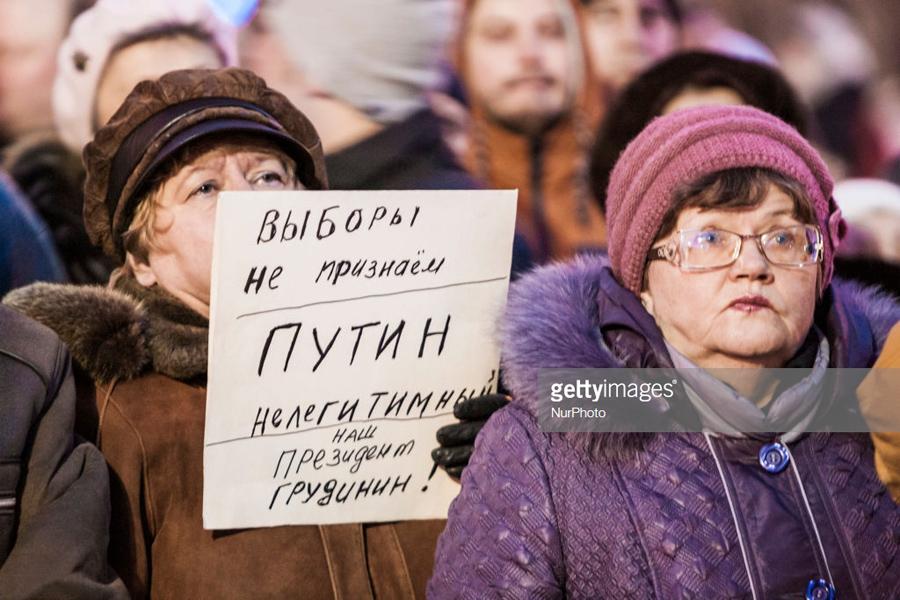 О таинственной и внезапной «слабости» Владимира Путина