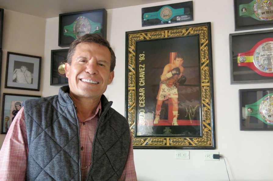 В Киев приедут легенды бокса…