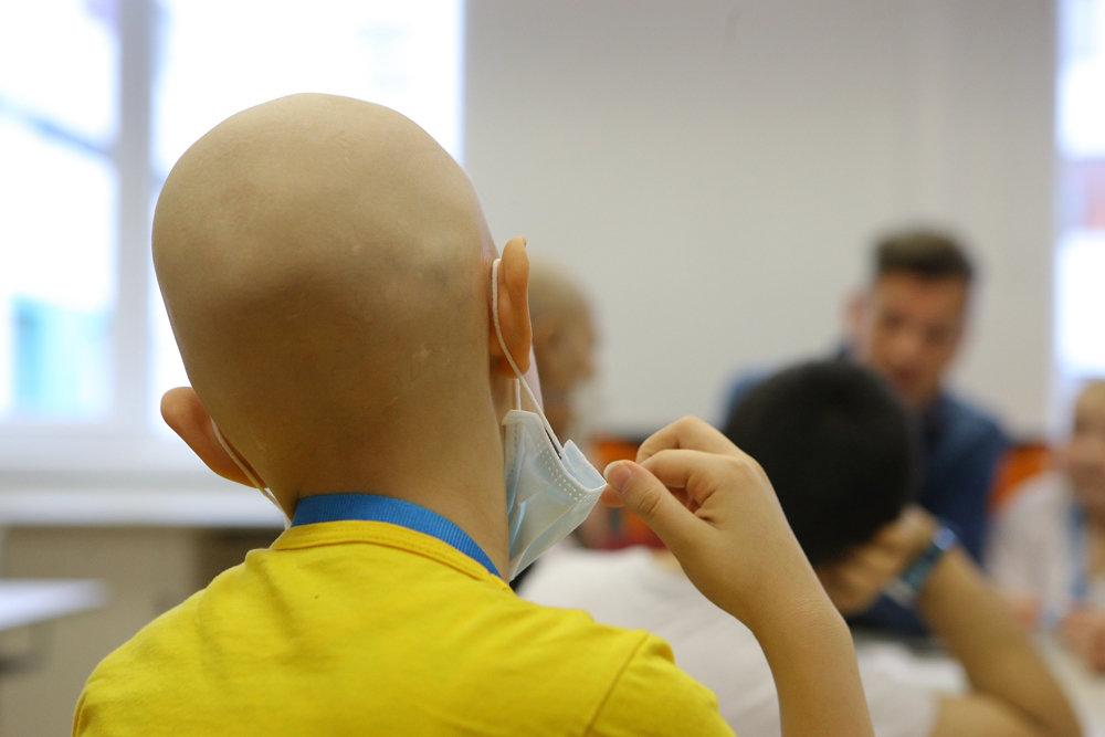 В России начали работать госпитальные школы для больных детей