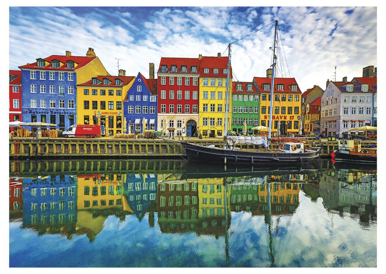 План Б для «Северного потока»: Данию передвинут. Green Tea