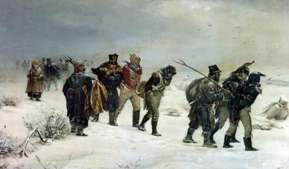 Как пуговицы помогли победить России армию Наполеона