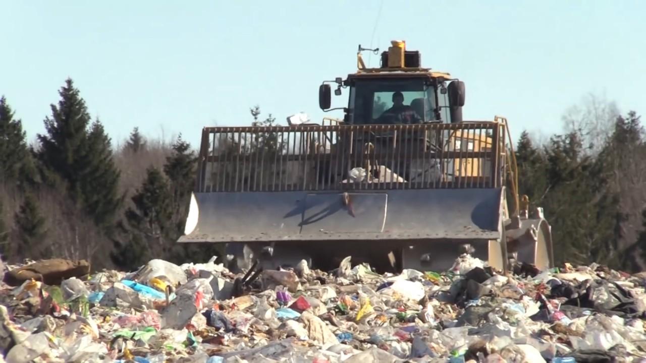 Россия приступает к освоению технологии брикетирования отходов