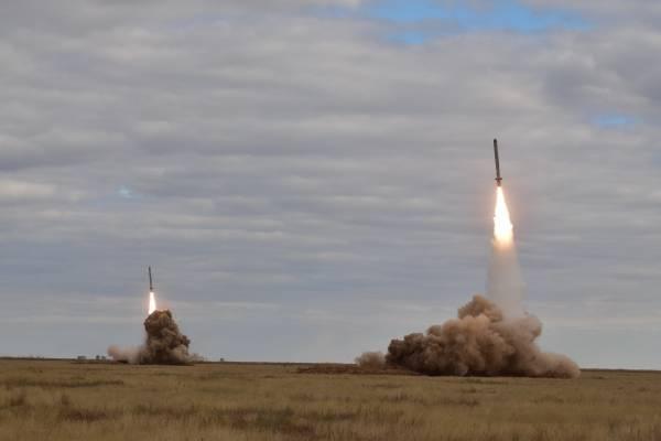 Учебно-боевые стрельбы зенитчиков ЮВО