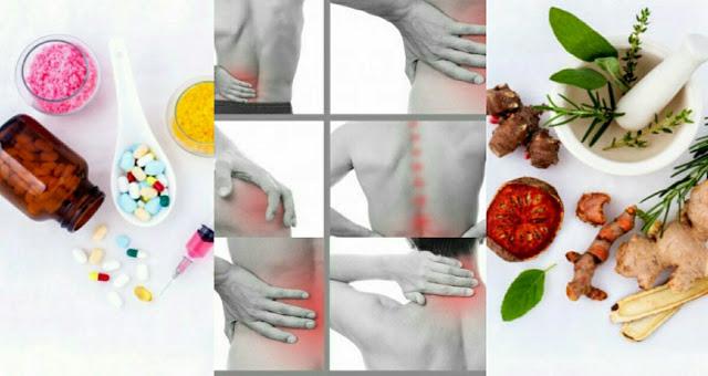 Вы должны попробовать: 15 альтернативных продуктов, которые действуют лучше, чем болеутоляющие