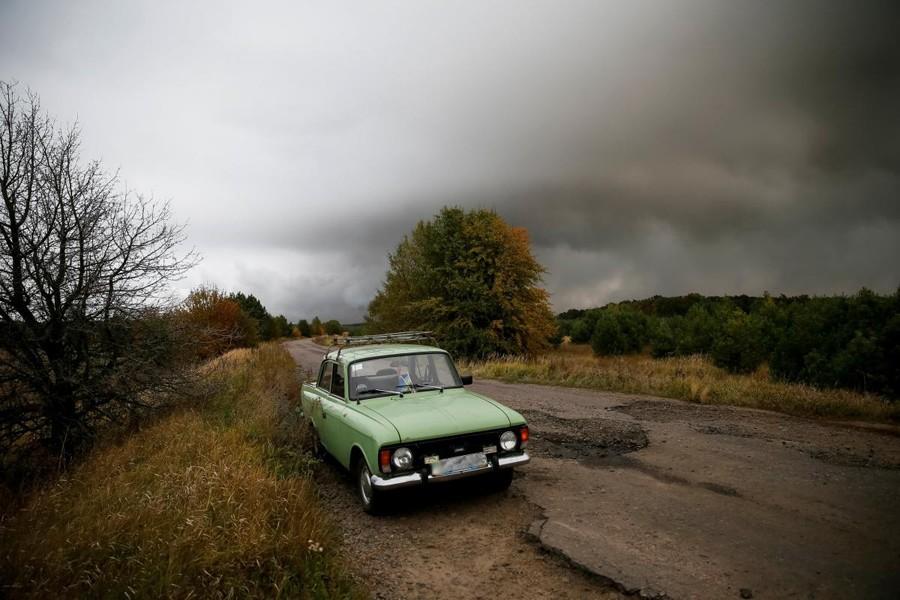 О разошедшихся дорогах Украины и России