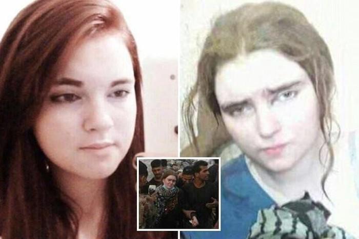 Школьницу-снайпера из Германии сбежавшую в ИГИЛ хотят казнить в Ираке
