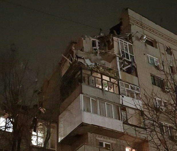 Взрыв газа в жилом доме в Ростовской области: что известно на данный момент