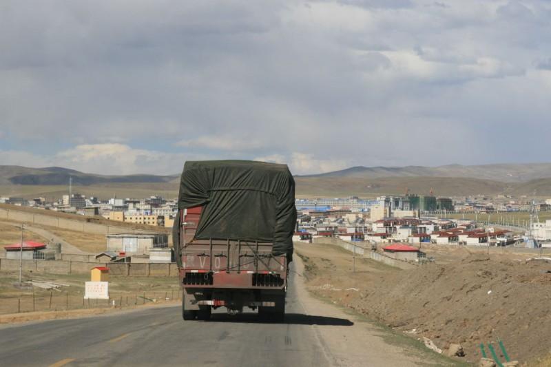 Тибет. Обучение в стране Ергор. Часть 1. Как нас не хотели пускать дальше