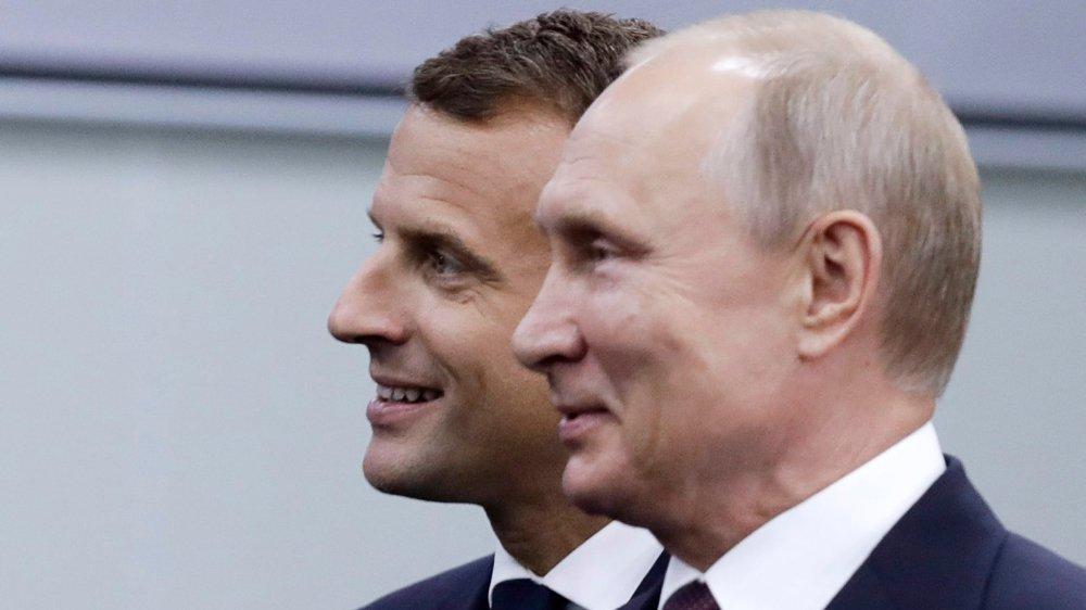 Telos-eu, Франция. Что случилось с Эммануэлем Макроном в России?