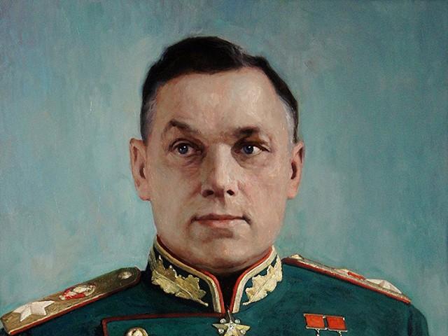 Великие полководцы. Маршал СССР Рокоссовский Константин Константинович