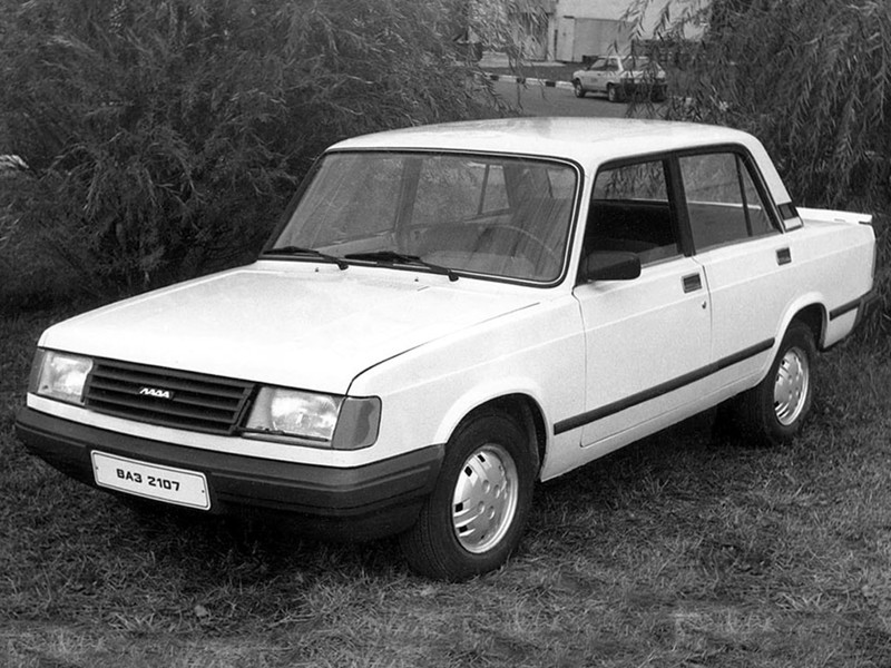 53. в 1985 году была готова модернизация ВАЗ 2107, но не случилось, но разработка не пропала даром авто, история, ссср