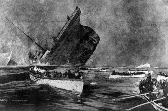 10 теорий заговора, которые связаны с крушением Титаника