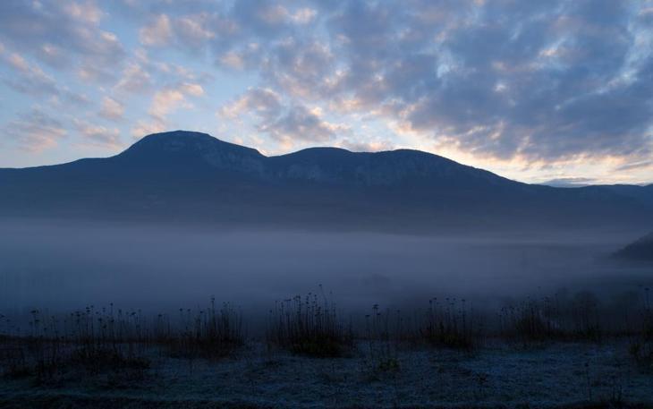 Мистическая гора Бойко