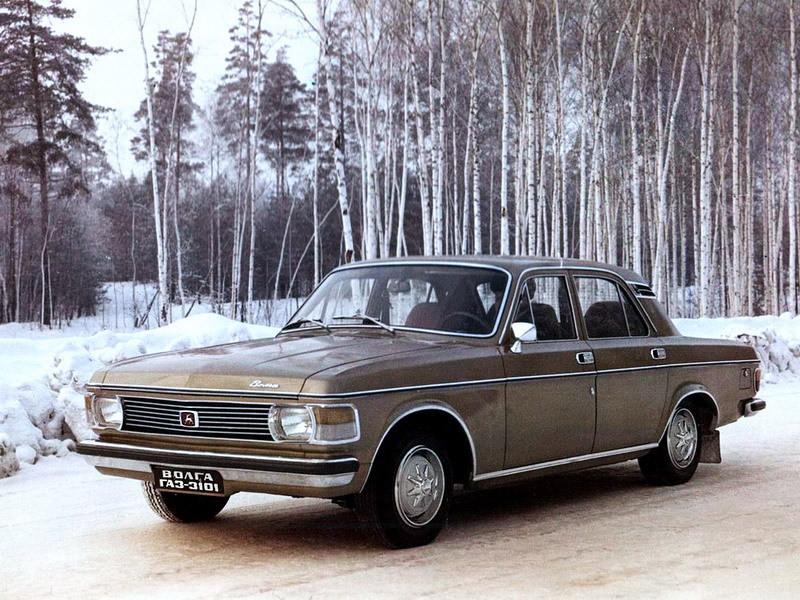 19. Первая попытка облагородить ГАЗ 24 предпринято было еще в 1973 году авто, история, ссср