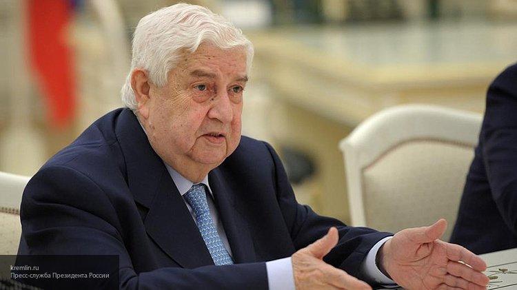 МИД Сирии: коалиция во главе с США оказывала «прямую военную поддержку» террористам в САР