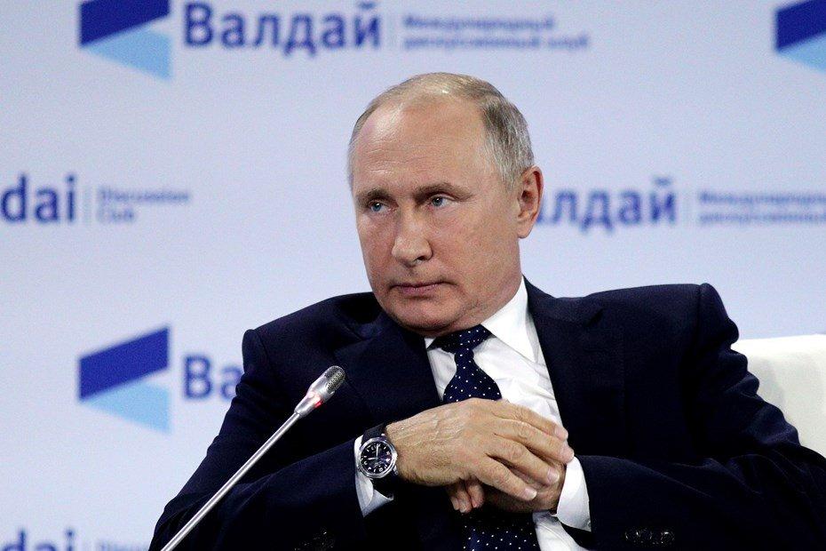 Путин: При ядерном ударе мы …