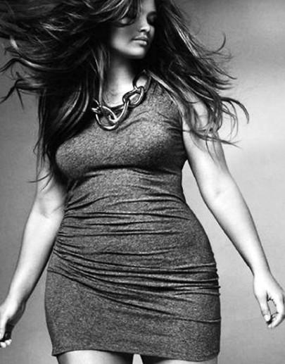 Забудьте о тощих красотках, сегодня бал правят настоящие женщины — 10 красавиц- моделей plus-size