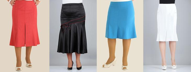 Как сшить юбку годе?