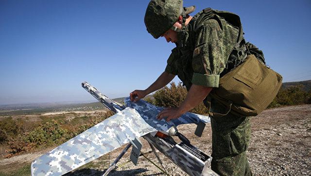 Эксперт: Россия отстает в развитии военных беспилотников на пять лет