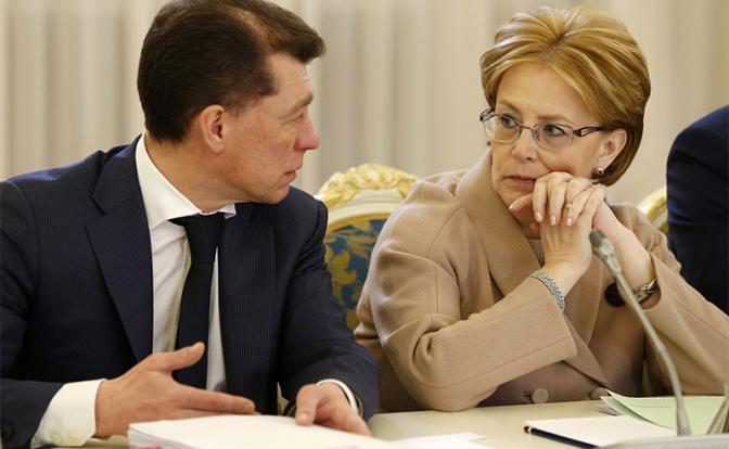 Медведев, Топилин, Скворцова: «Токсичных» авторов пенсионной реформы подвергли порке