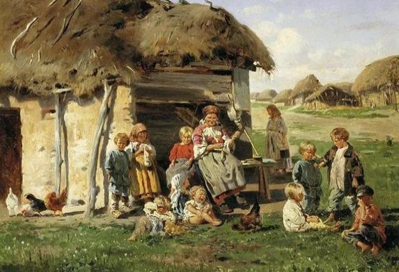 От каких детей избавлялись на Руси?