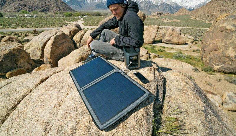 Солнечная батарея для выживания
