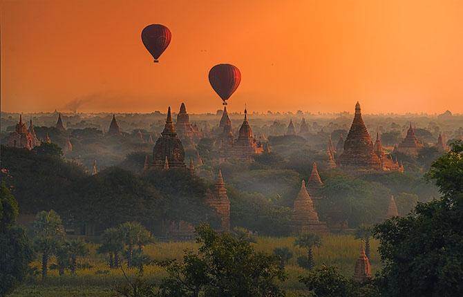 10 фотографий Мьянмы, от которых захватывает дух