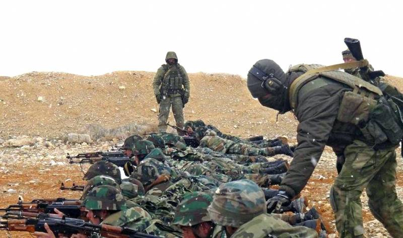 фото русских военных в сирии годах