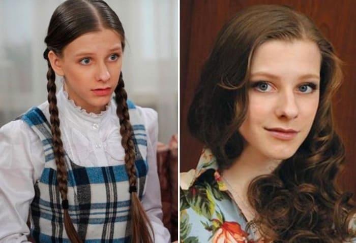 Настоящей звездой кино, театра и телевидения успела стать Елизавета Арзамасова