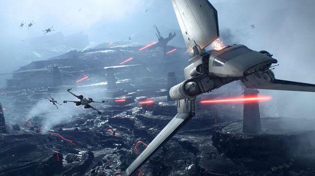 В PC версию Star Wars: Battlefront предлагают поиграть бесплатно