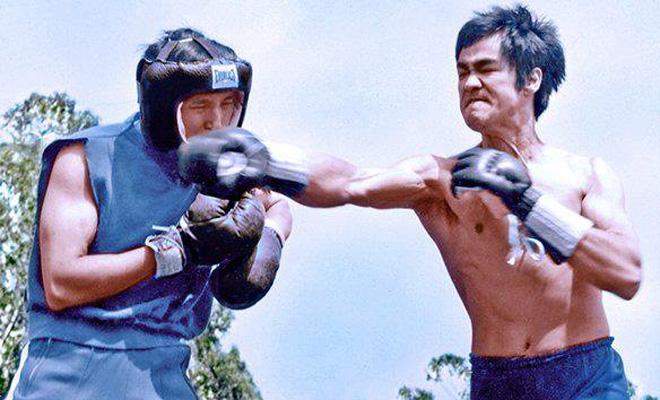Единственный реальный бой Брюса Ли. Смотрите как работал МАСТЕР!