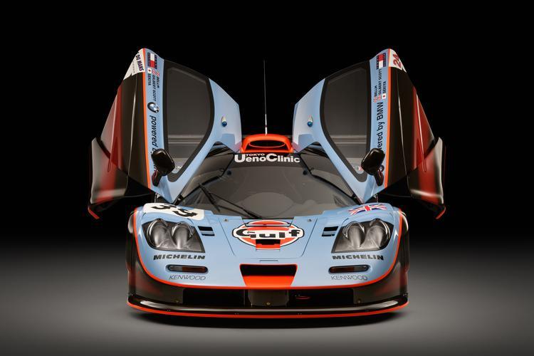 McLaren восстановил 21-летний суперкар до состояния нового