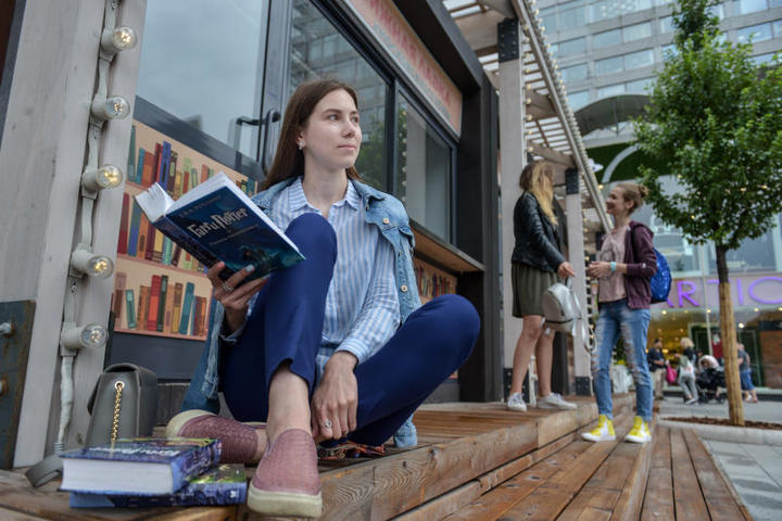 Стартовал первый фестиваль «Букинист» в Москве для поклонников литературы