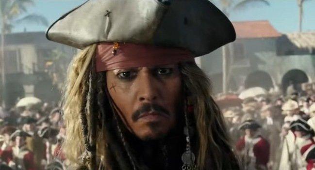 Джонни Депп не будет исполнять роль капитана Джека Воробья в новой части «Пиратов Карибского моря»
