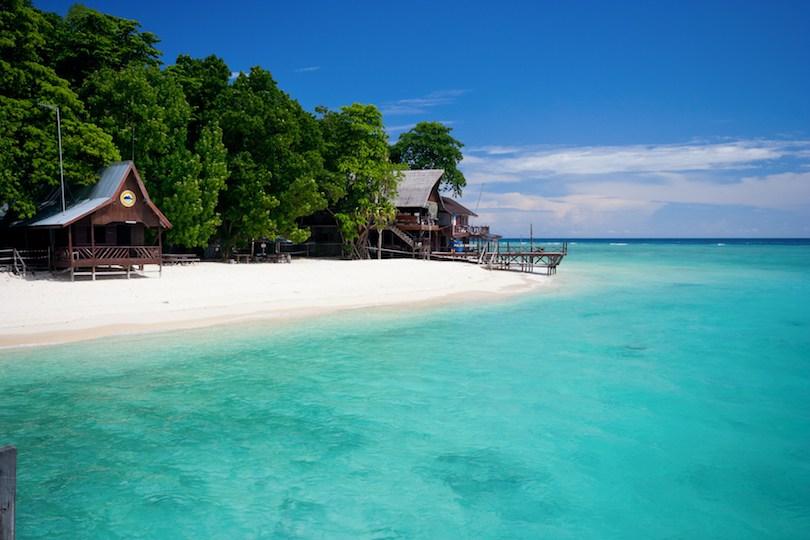 10 лучших пляжей в Малайзии