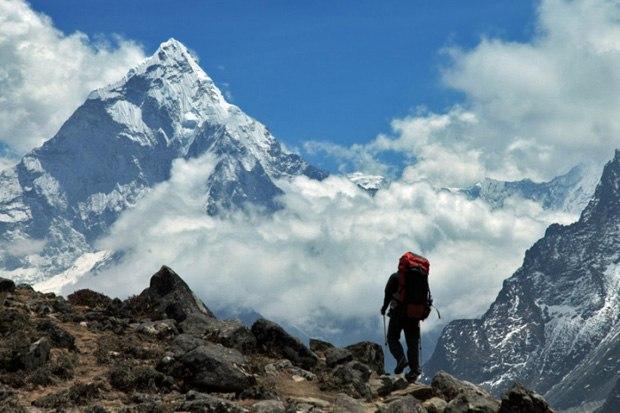 Что поможет продержаться в горах? Вода и соль - лучшие друзья спортсменов