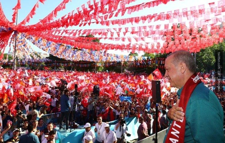 Эрдоган вновь стал главой пр…