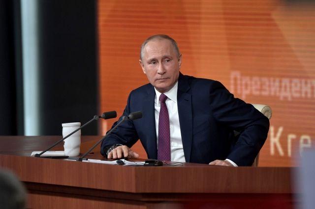 Налоги каких должников предложил списать Путин?