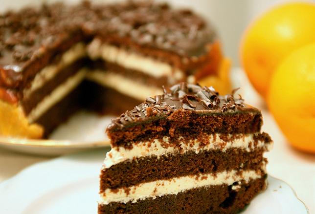 Шоколадный торт на кефире «Фантастика»: идеальный десерт для посиделок с друзьями