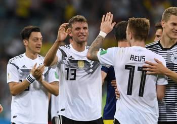 Марко Ройс признан лучшим игроком матча ЧМ по футболу Германия – Швеция