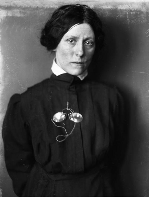 «Самая популярная и влиятельная женщина России» 1918 года