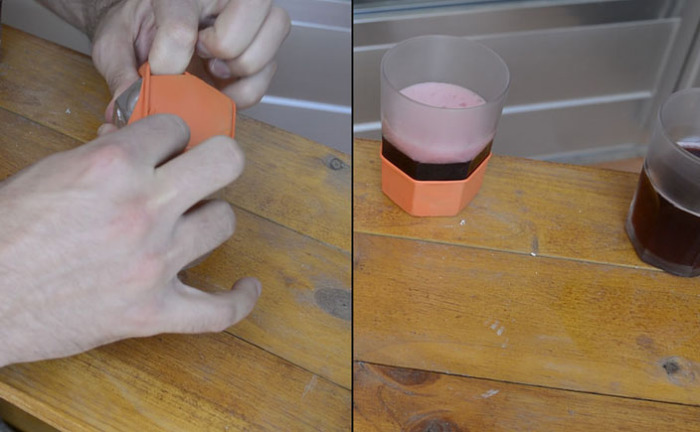 Идентификатор стакана