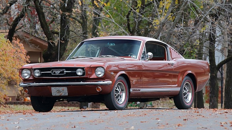 1966 FORD MUSTANG GT FASTBACK FORD MUSTANG мустанг, авто